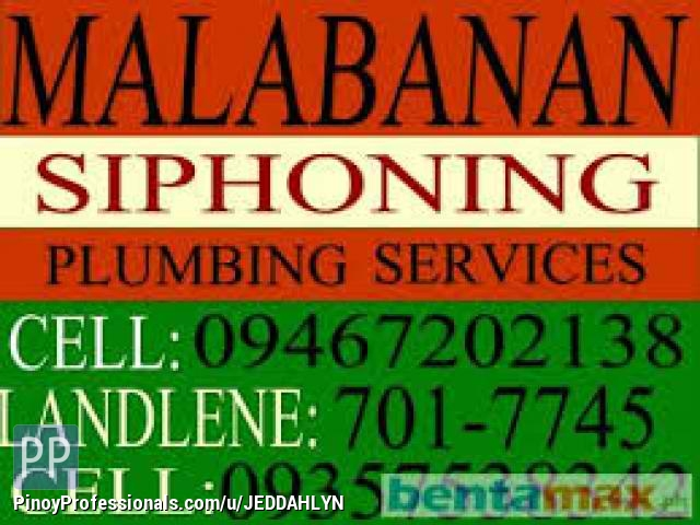 Business and Professional Services - MARIKINA TUMANA MAIS ST TUBERO SERVICES 09467202138/09357538342