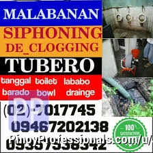 Business and Professional Services - CALOOCAN CITY TUBERO TANGGAL BARADO SERVICES 701-7745 09467202138 09357538342