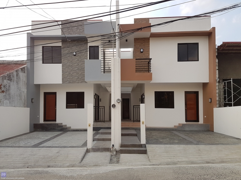 House for Sale - Newly-built Duplex In Pilar Village, Las Pinas