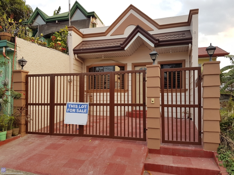 House for Sale - Brand New Bungalow in BF Pilar