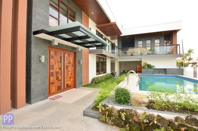 Brand New Elegant House And Lot For Sale In Bf Homes Paranaque With