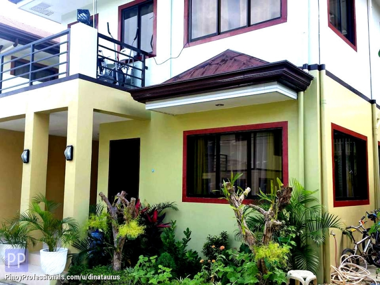 House for Sale - Fully Furnished Over looking House and Lot in Talisay City Cebu