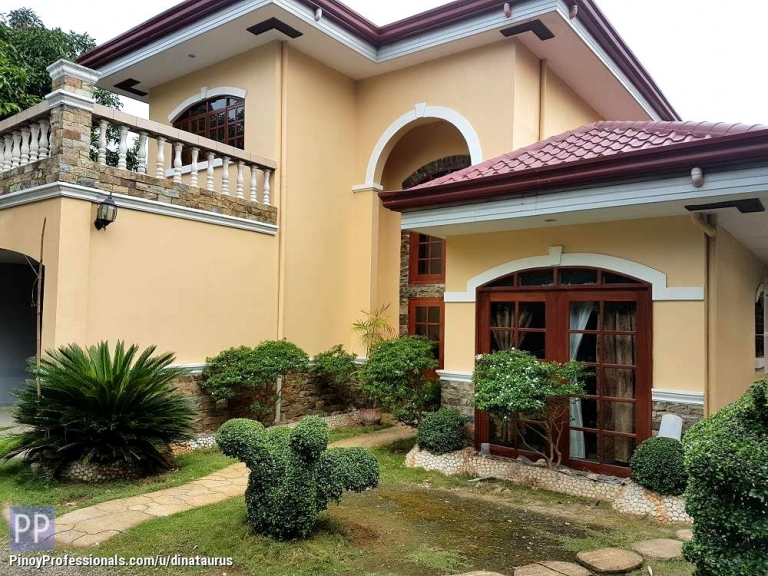 House for Sale - Rush Sale: Fully Furnished 6 bedroom House and Lot in Gabi Cordova Near 3rd Bridge
