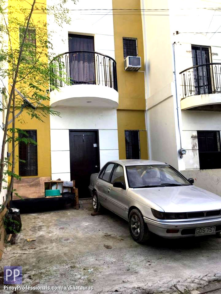 House for Sale - KARL'S TOWN-I Jagobiao, Mandaue Ready for Occupancy For Assume 800K