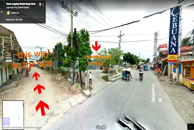 Land for Sale - Residential Lot in Pajac Lapu-lapu City 5K per sqm very nice location and accessible