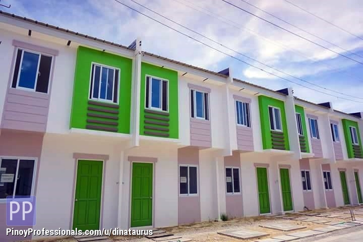 House for Sale - Richwood 2 bedrooms COMPOSTELA Townhouses Very Affordable