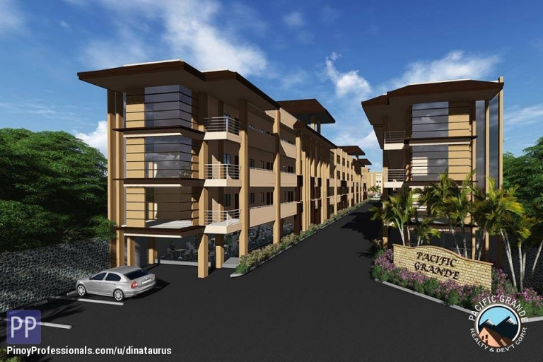 Apartment and Condo for Sale - Pacific Grande 5 Residences Lapu-lapu City Ready For Occupancy