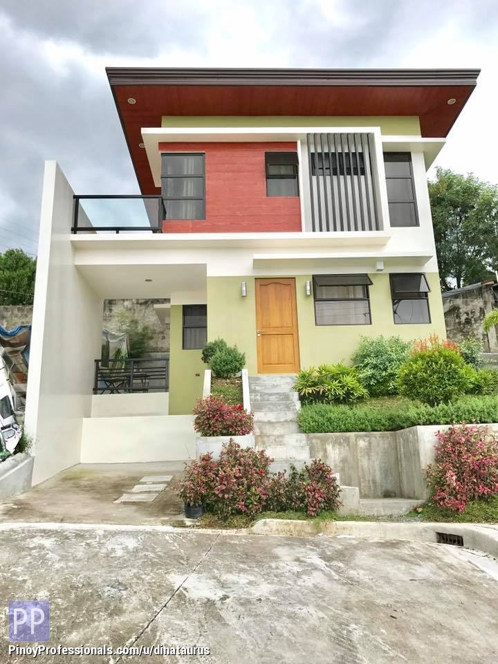 House for Sale - Overlooking Crescent Ville Subdivision at Cadulawan,Minglanilla Cebu