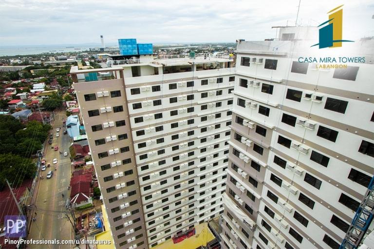 Apartment and Condo for Sale - Casa Mira Tower Condominium Labangon Cebu City Very Accessible