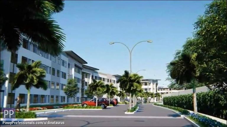 Apartment and Condo for Sale - Plumera Mactan Cebu Walk-up Condo Basak Kagudoy Lapu-lapu City