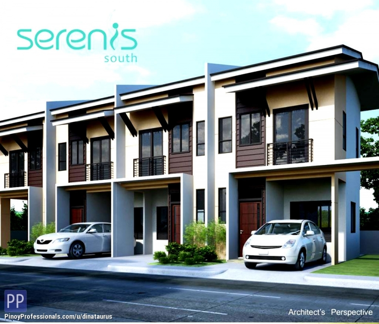 House for Sale - Serenis South Mohon, Talisay City Cebu Very Nice Location and Amazing Amenities 10% Off Limited Offer! From 3.2M to 2.9M