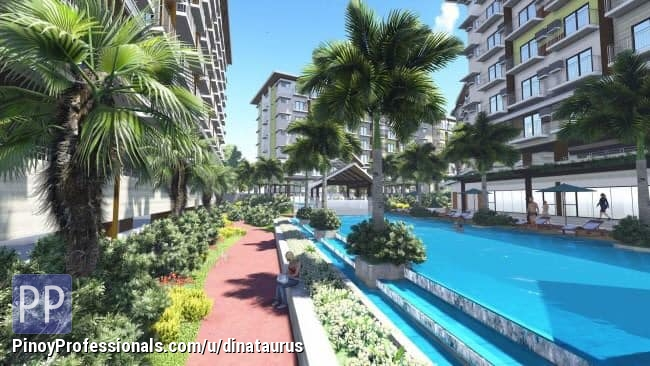 Apartment and Condo for Sale - Amani Grand Resort Residences very near Mactan Airport Lapu-lapu City