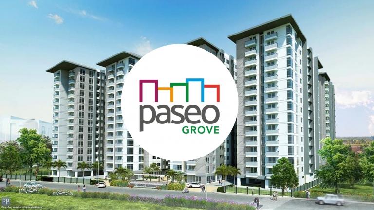 Apartment and Condo for Sale - Paseo Grove Condominium Close to Everything Lapu-lapu City