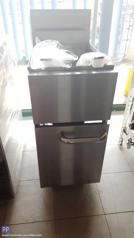Everything Else - High Quality Gas Deep Fryer (30 liters)