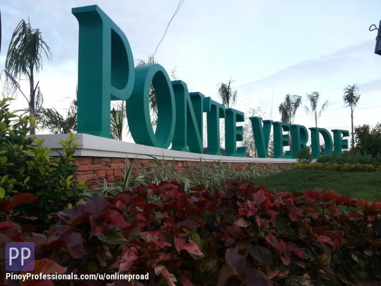 Land for Sale - Ponte Verde Davao – Prime Lots Only
