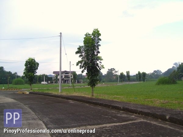 Land for Sale - Lots for sale at South Pacific Golf and Leisure Estate in Davao City