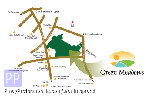 Land for Sale - Lots for sale at Green Meadows Iloilo