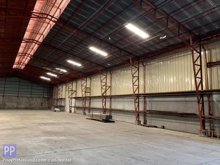 Office and Commercial Real Estate - Warehouse for Rent
