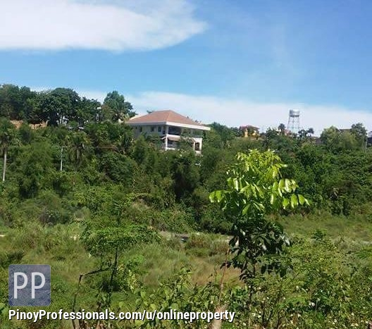 Land for Sale - Lourdes Ville Subdivision