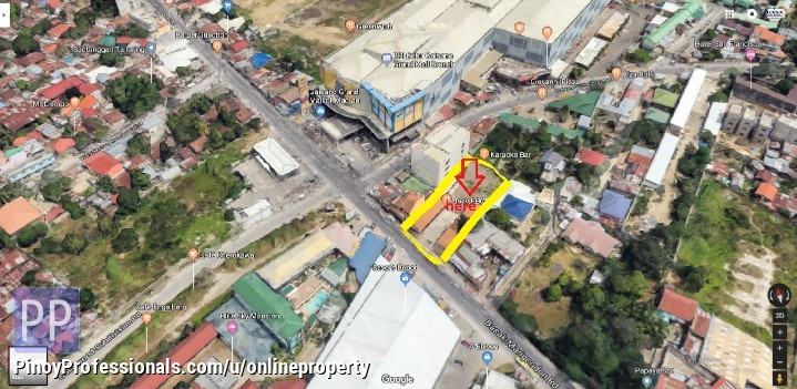 Land for Sale - Commercial lot For Sale or Lease at Basak Lapu Lapu City