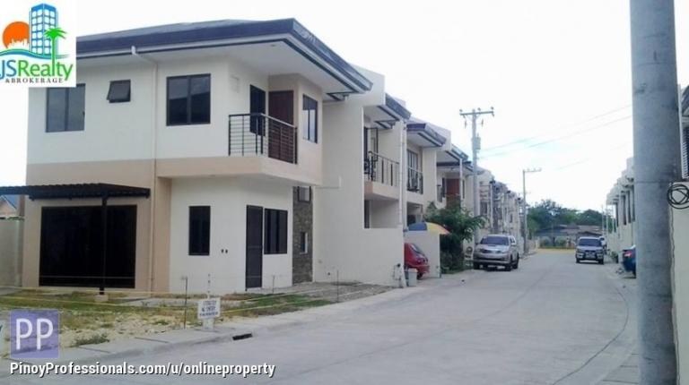 House for Sale - Anami Homes Mactan Cebu