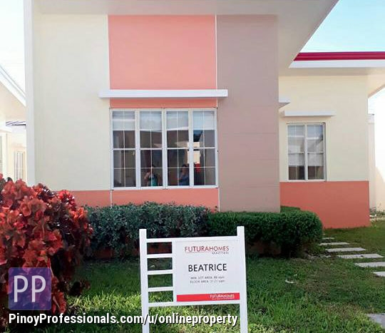House for Sale - Futura Homes Lapu Lapu City Cebu