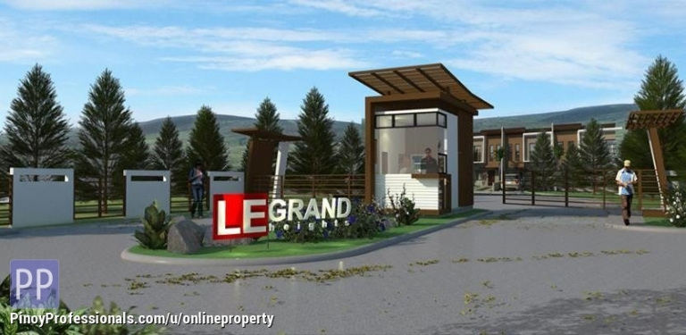 Land for Sale - Legrand Heights Subdivision