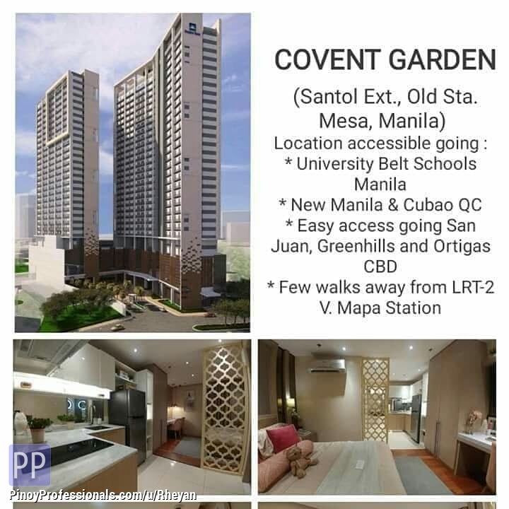 Apartment and Condo for Sale - Rent to own no down payment