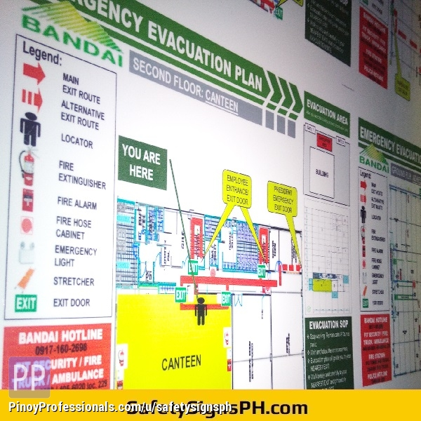 Everything Else - Indoor & Outdoor Safety Signage Maker Philippines
