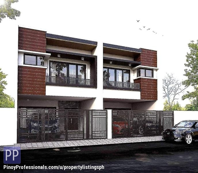 House for Sale - Duplex House for sale Greenland Newtown Ampid near Marikina