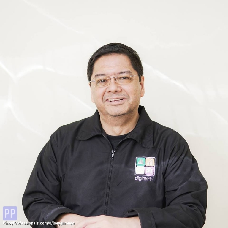 Business and Professional Services - Joey Gurango: Business Technology Coach, Leadership Speaker Philippines