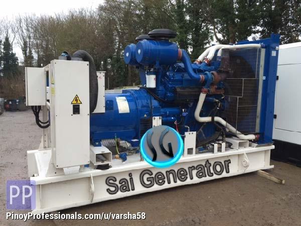 Automotive Services - USED 20 KVA TO 750 KVA KIRLOSKAR GENERATOR FOR SALE