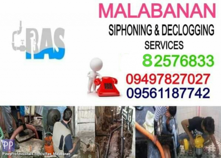 Business and Professional Services - 24/7 Manila RAS 82576833 Pozo Negro Tanggal Barado Services