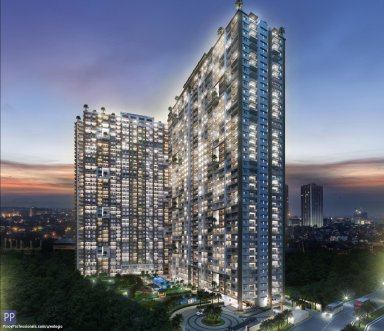 Apartment and Condo for Sale - Infina Towers, Condo in Cubao near Katipunan Quezon City by DMCI