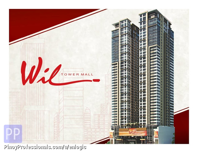 Apartment and Condo for Sale - Wil Tower, Vista Residences Condo in Timog Ave near GMA and ABS CBN, Quezon City