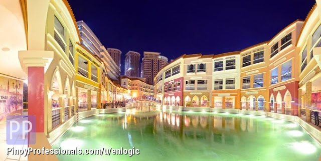 Apartment and Condo for Sale - The Venice, Condo in Fort Bonifacio Taguig City by Megaworld