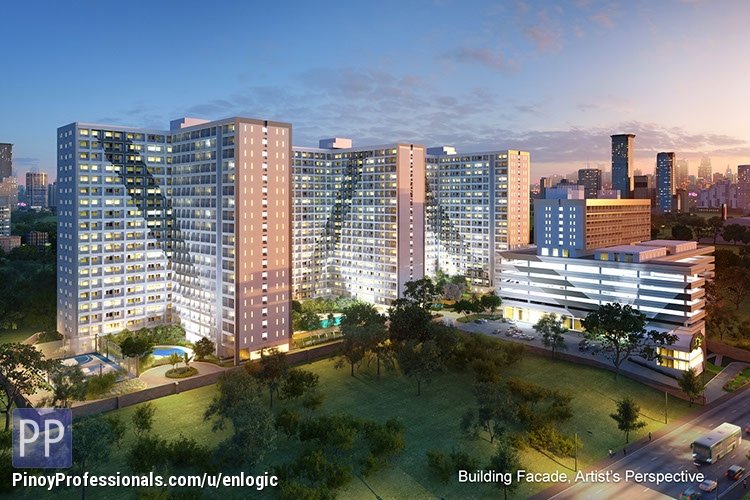 Apartment and Condo for Sale - Grace Residences, Condo Taguig City near BGC and C5 by SMDC