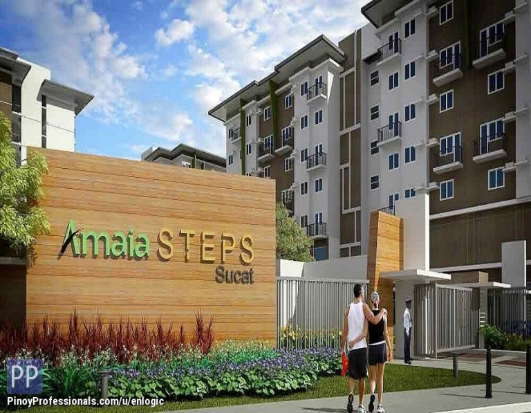 Apartment and Condo for Sale - Amaia Steps Sucat, Condo in Parañaque City by Ayala Land
