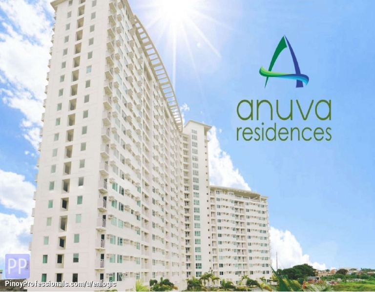 Apartment and Condo for Sale - Anuva Residences, Condo in East Service Rd, Muntinlupa City