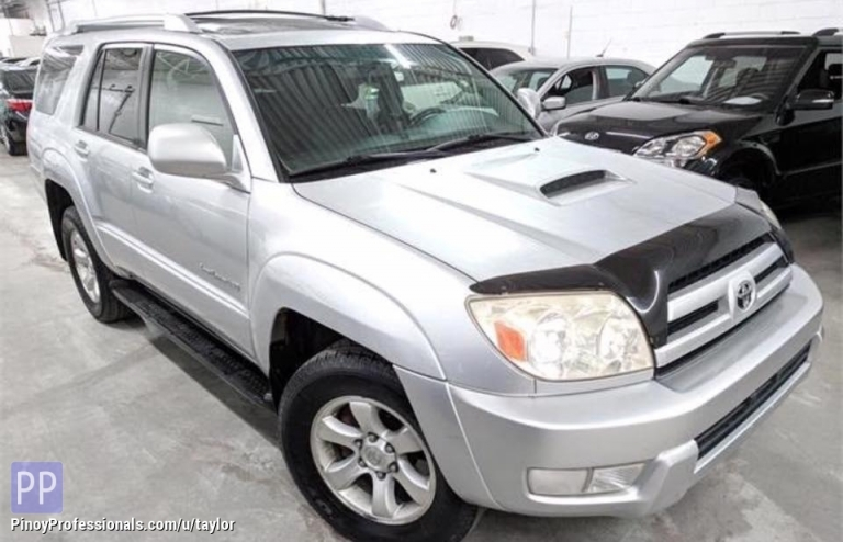 Cars for Sale - Toyota 4 runner