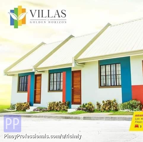 House for Sale - Affortable house and lot for sale, Golden Horizon Houses