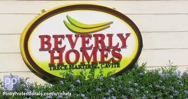 House for Sale - Very Affordable Town House for Sale at Brgy. Cabuco, Trece Martires, Cavite