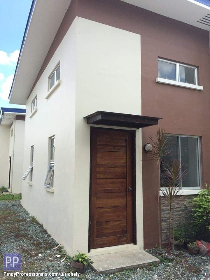 House for Sale - Lucky Prince townhouse for sale in San Agustin, Trece Martires City,Cavite