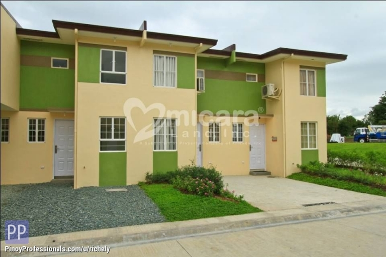House for Sale - Best Selling 40 sqm Townhouse in Cavite