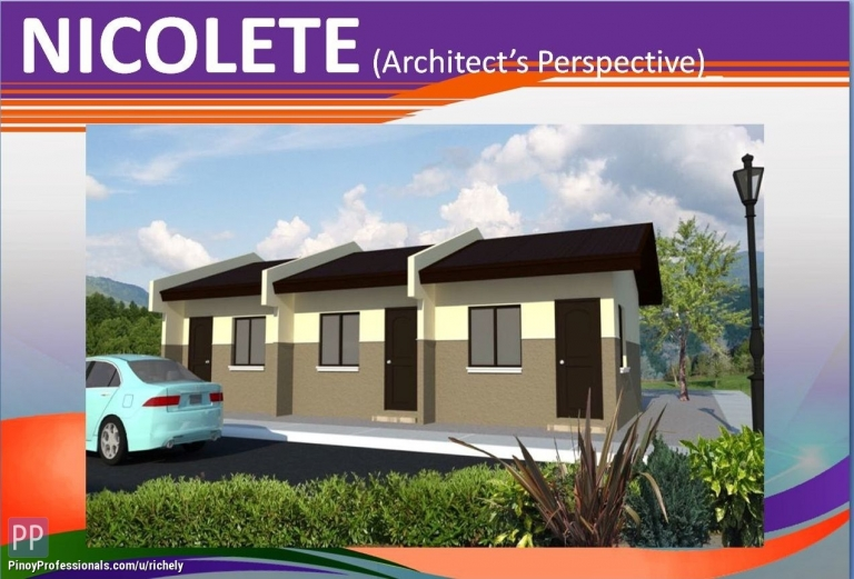 House for Sale - Affordable House & Lot For Sale For as low 1,897
