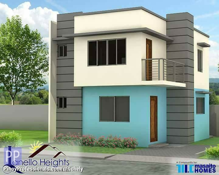House for Sale - MASAITO ABBIE MODEL 3BEDROOMS, 2TOILET AND BATH