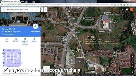 Land for Sale - BRGY. BAYANAN, BACOOR CITY CAVITE LOT FOR SALE