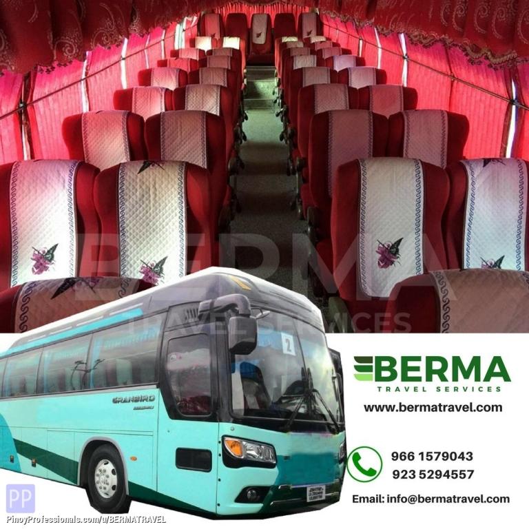 Car Rental - TOURIST BUS FOR RENT COASTER MINI BUS VAN
