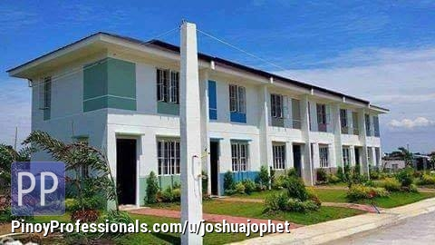 House for Sale - 2 Bedroom Townhouse @ Jade Residences, Imus Cavite