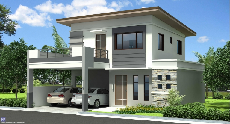 House for Sale - Blanche Model, 154sqm 4bedroom House @Metrogate Silang Estates Phase 2c
